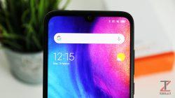 Xiaomi Redmi Note 7 notch