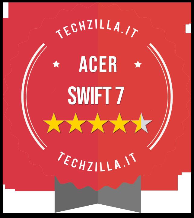 Badge Acer Swift 7