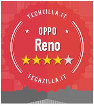 Badge Oppo Reno