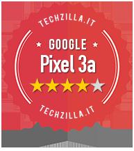 Badge Google Pixel 3a