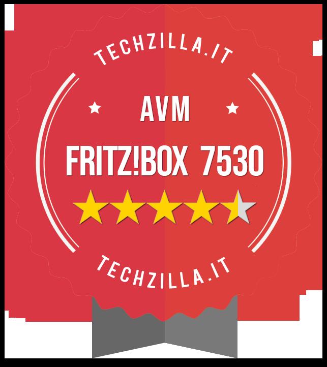 Badge FRITZ!Box 7530