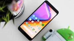 Google Pixel 3a recensione