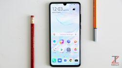 Huawei P30 scheda tecnica