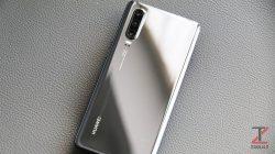 Huawei P30 design