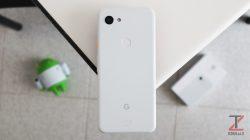 Google Pixel 3a scheda tecnica