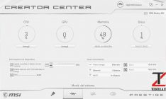 Creator Center Status