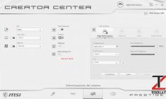 Creator Center Impostazioni