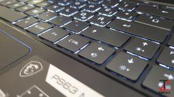 Retroilluminazione tastiera