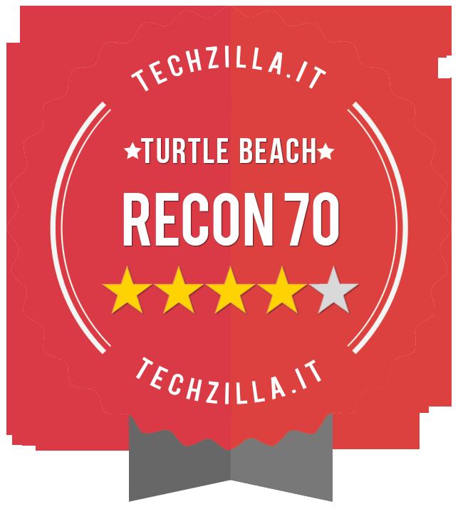 Badge Turtle Beach Recon 70