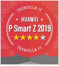 Badge Huawei P Smart Z 2019