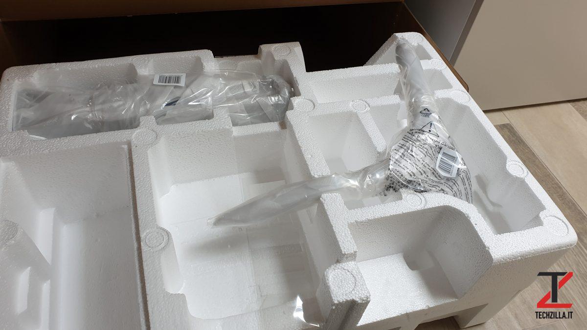 Aoc AG272FCX6 Imballaggio
