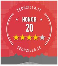 Badge Honor 20