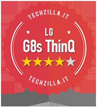 Badge LG G8s ThinQ