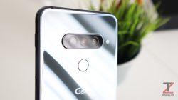 LG G8s ThinQ fotocamera