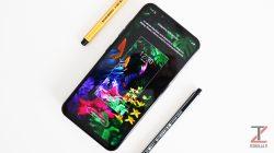 LG G8s ThinQ display