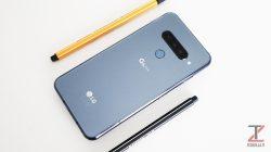 LG G8s ThinQ design