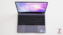 Huawei Matebook 13 recensione