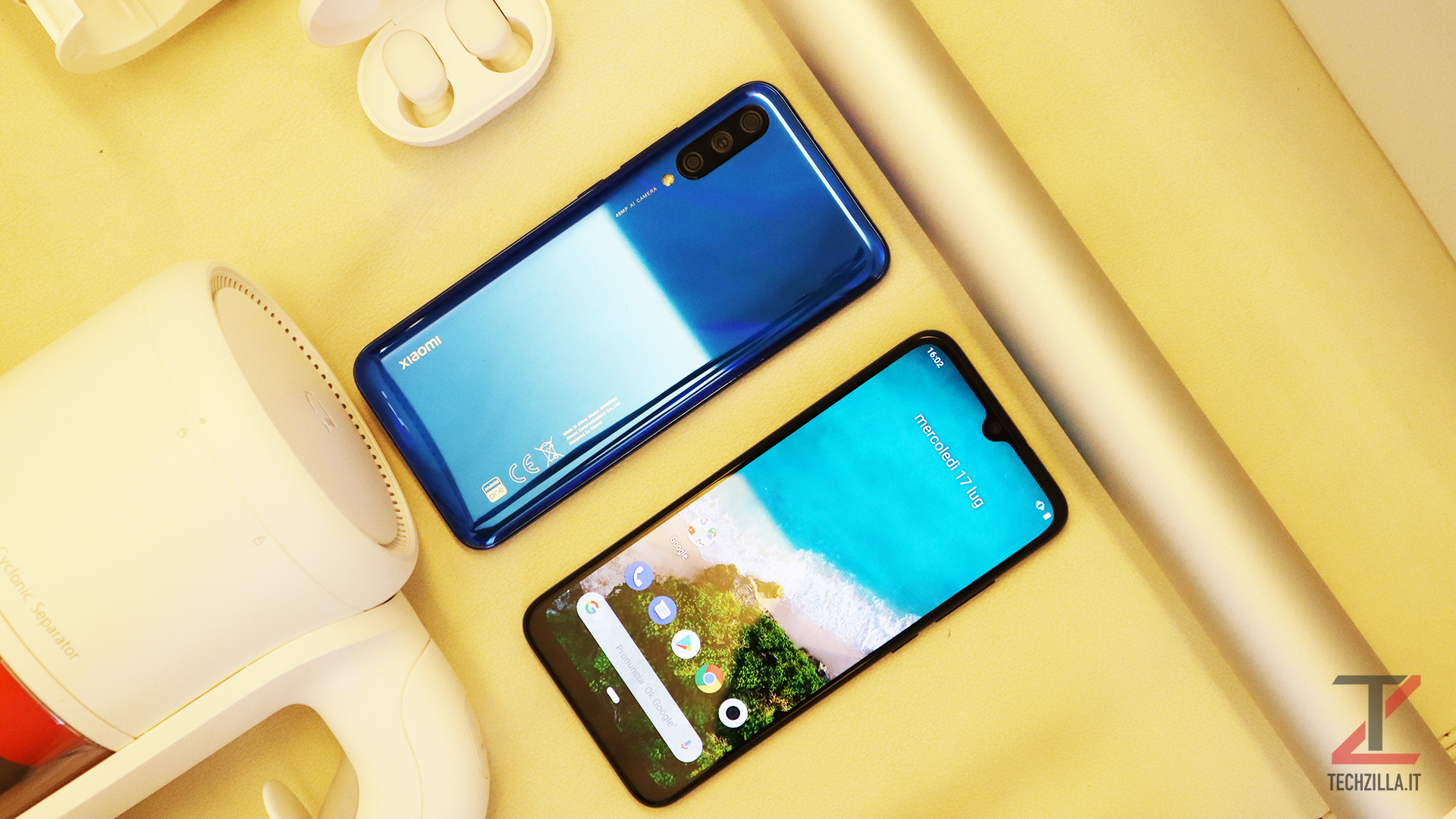 Xiaomi Mi A3 anteprima