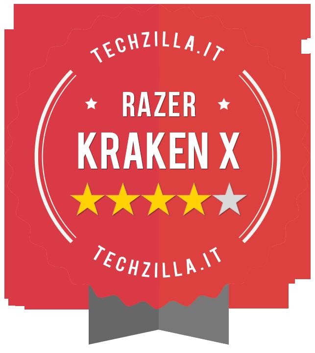 Badge Razer Kraken X