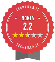 Badge Nokia 2.2