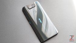 Asus Zenfone 6 design