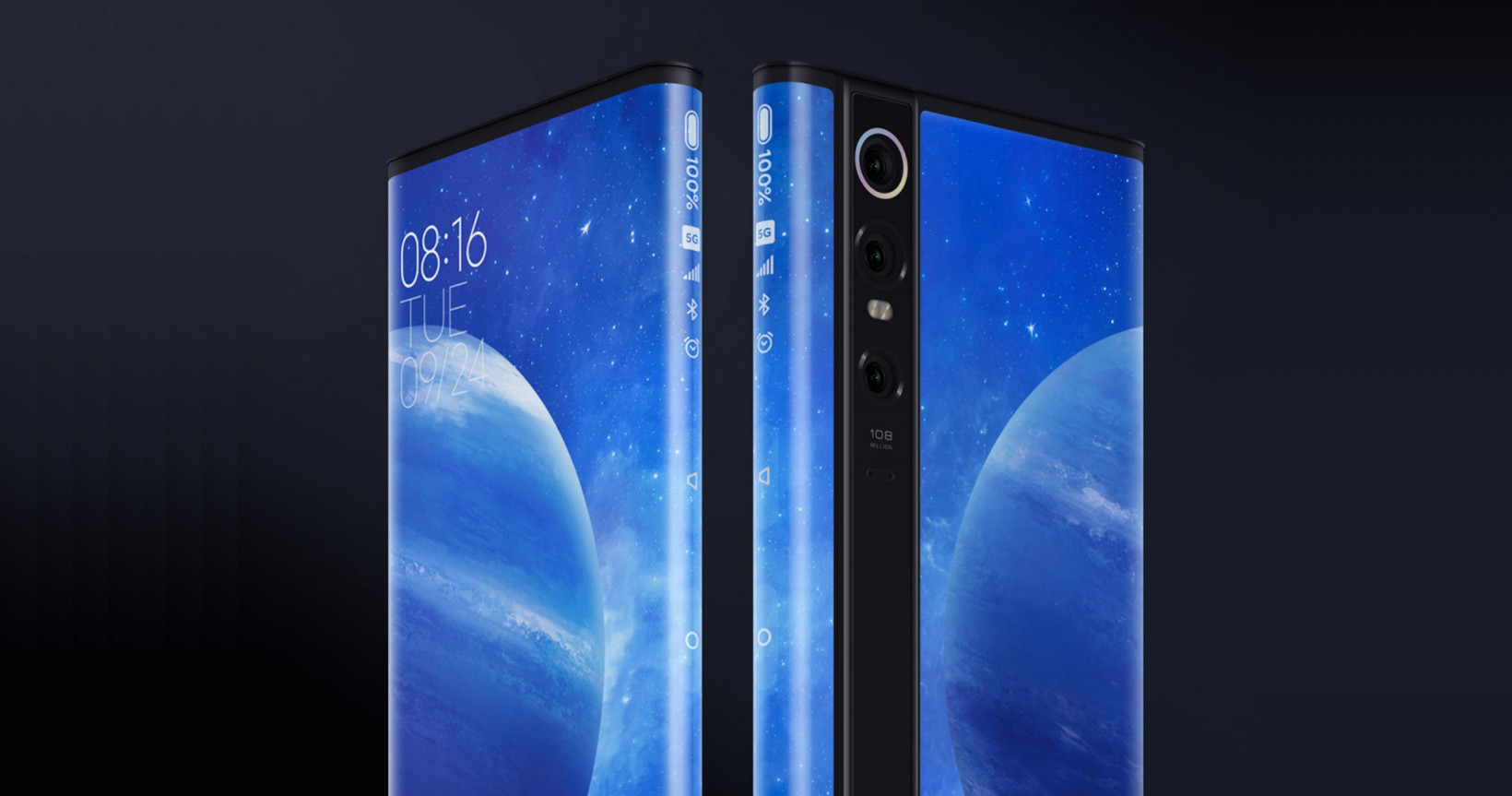 Xiaomi Mi Mix Alpha hed