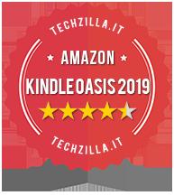 Badge Kindle Oasis 2019