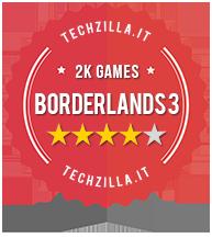 Badge Borderlands 3