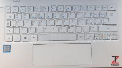 Acer Swift 7 Tastiera