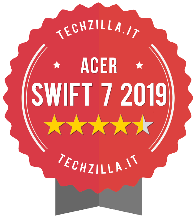 Badge Acer Swift 7 2019