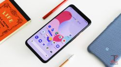 Google Pixel 4 XL display