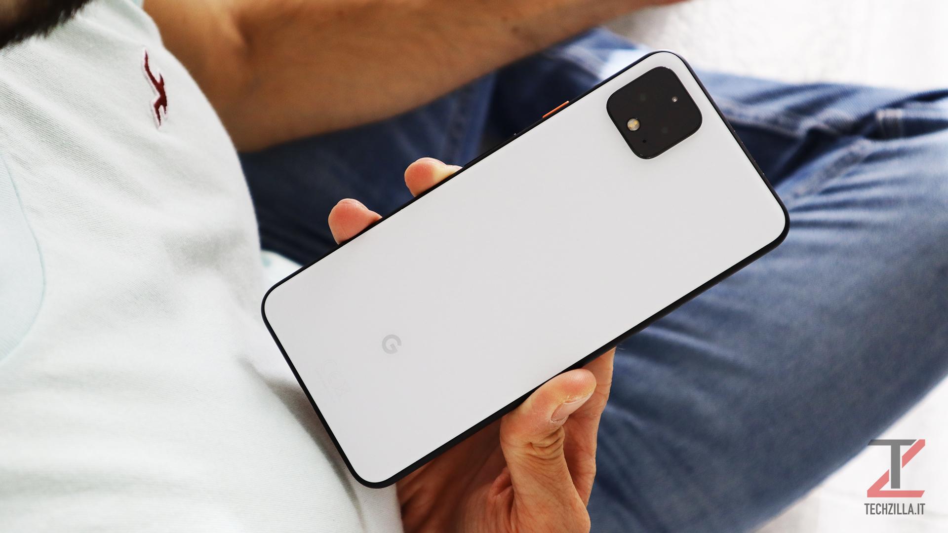 Google Pixel 4 XL recensione