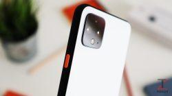 Google Pixel 4 XL fotocamera