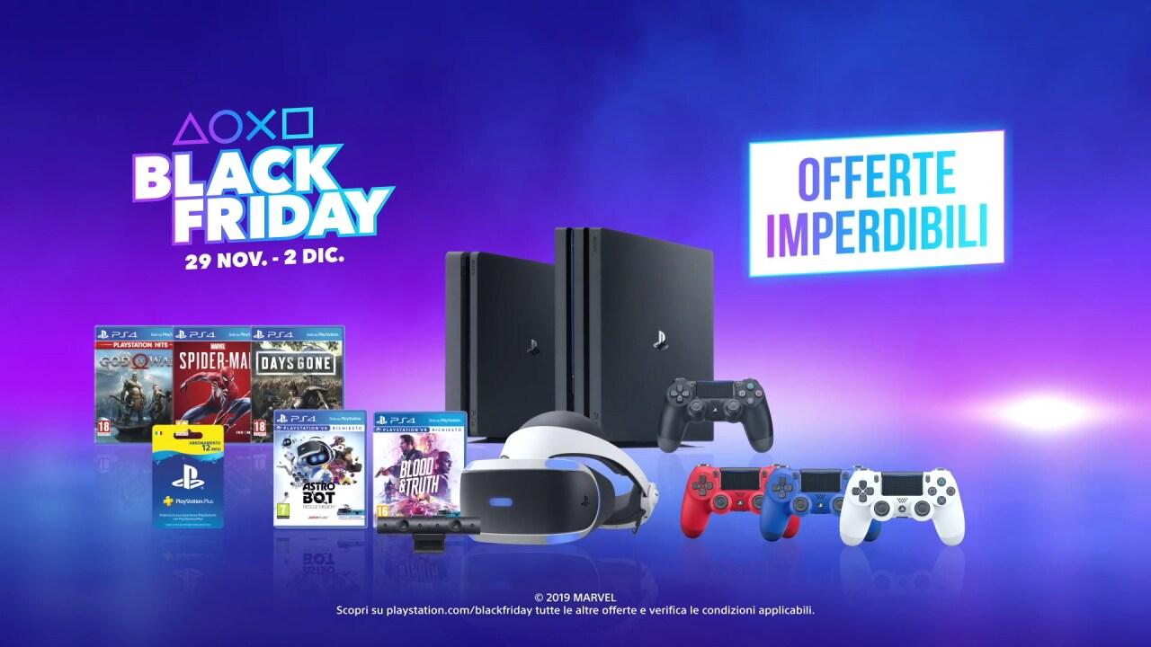 Black Friday 2019 PlayStation 4