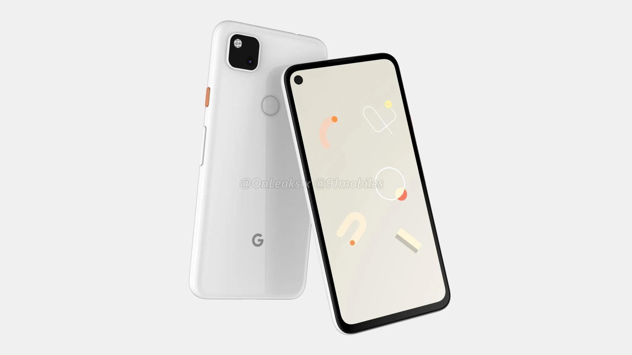 Google Pixel 4a - Specifiche