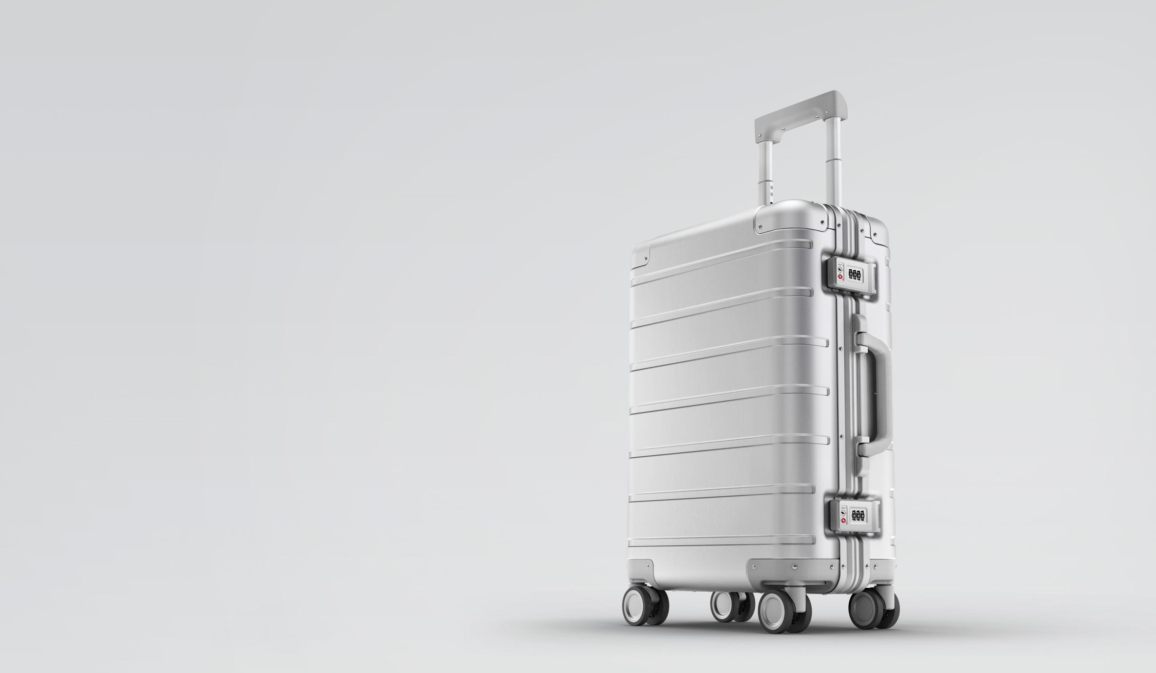 "Xiaomi Metal Carry on Luggage 20"" 02"