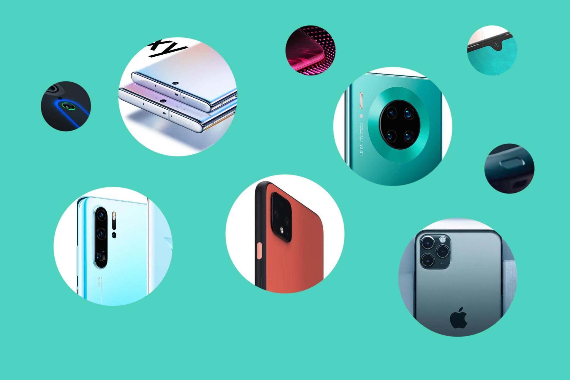 top smartphone 2019