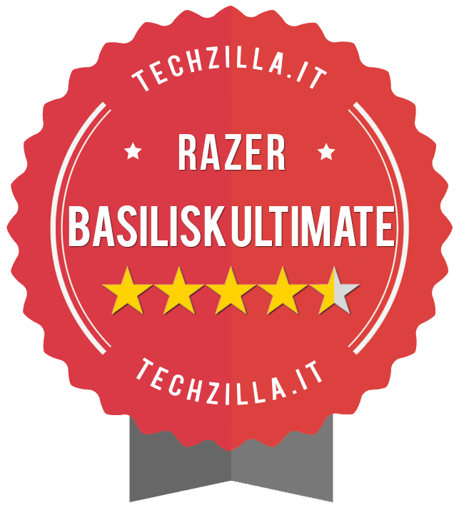Badge Razer Basilisk Ultimate