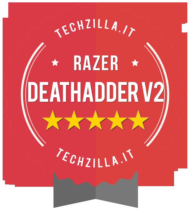 Badge Razer Deathadder V2