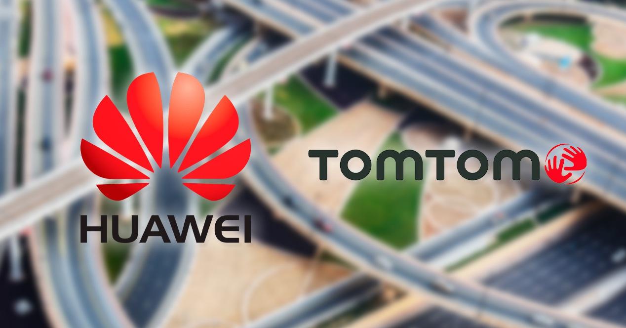 accordo huawei tomtom applicazione navigazione satellitare google mpas