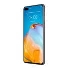HUAWEI P40 Silver Frost Unlock Front 30 Left copia