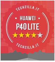 Badge Huawei P40 Lite