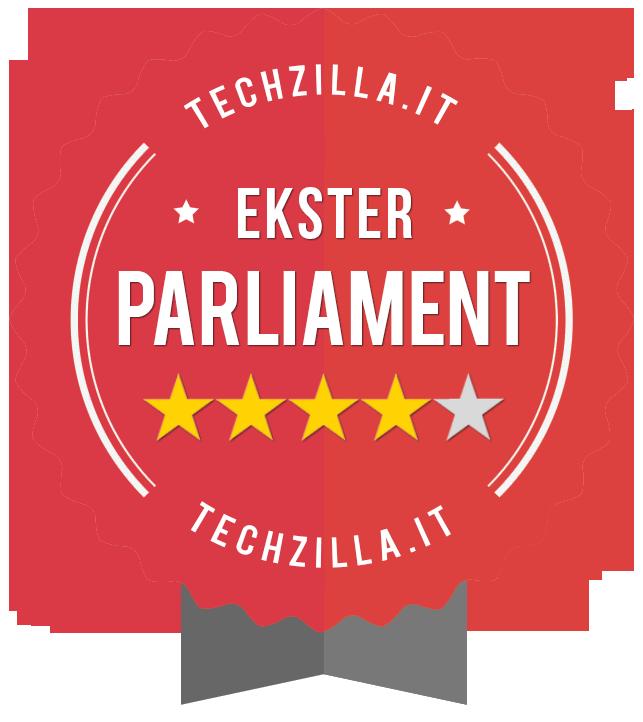 Badge Ekster Parliament