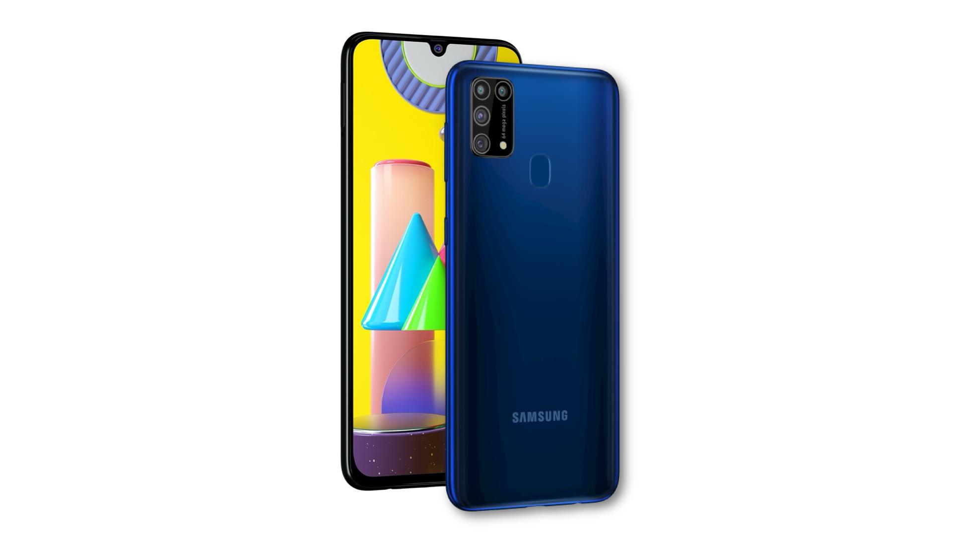 Samsung Galaxy M31 2