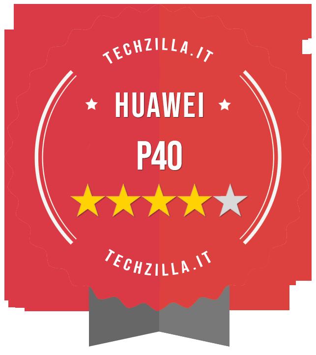 Badge Huawei P40