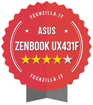 Badge Asus ZenBook UX431F