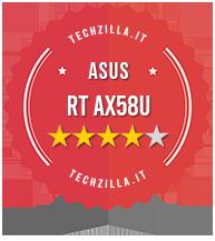 Badge Asus RT AX58U
