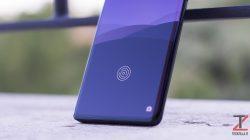 Fingerprint sensor Oppo Find X2 Neo