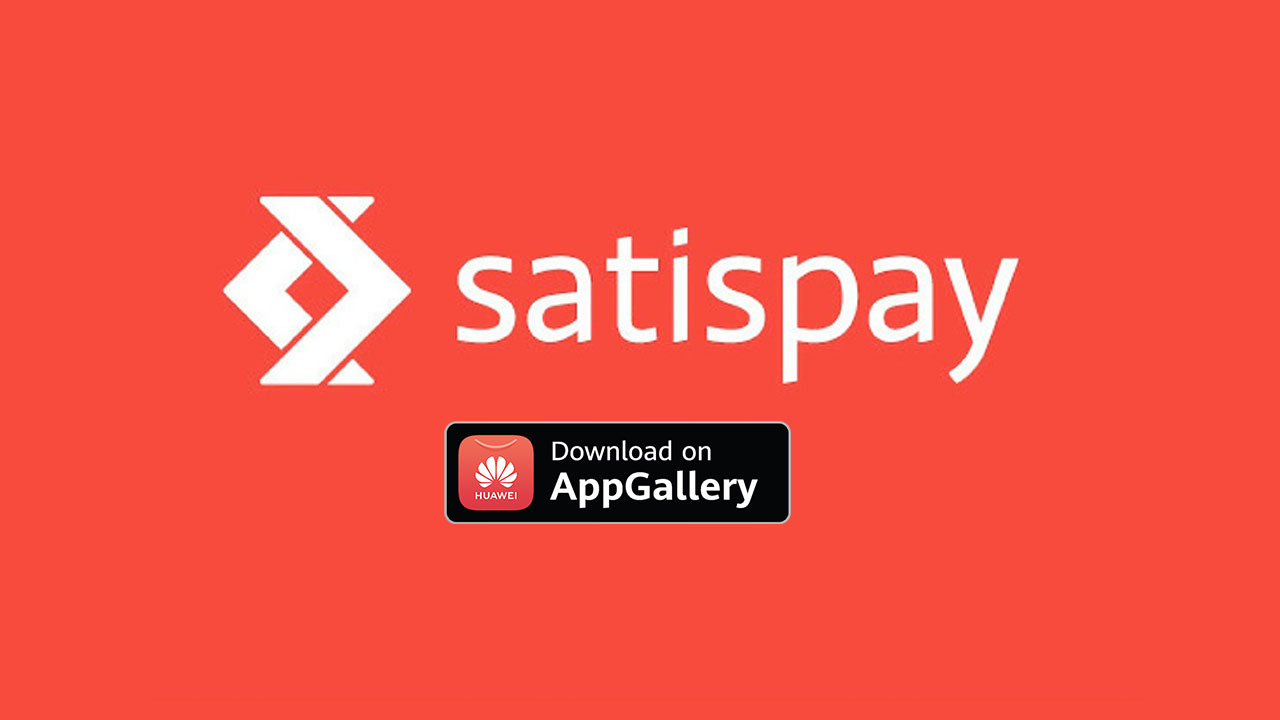 Satispay su Huawei AppGallery