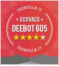 Badge Deebot 605